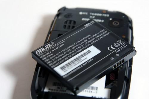 由於手機處理器規格較高,故耗電較一般 WM 機多,所以廠方已配備容量高達 1,100mAh 的電池。