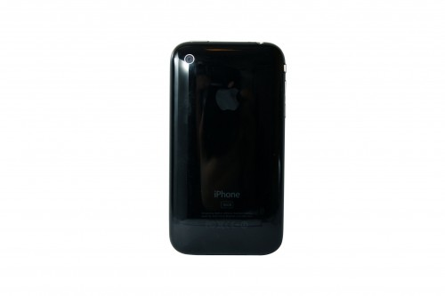 Apple iPhone 3G 機身背面
