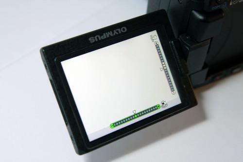 內建電子水平儀,令用家取景時更容易取得平衡點。