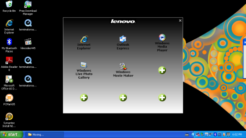 用家亦可將常用程式的捷徑加入此介面,令啟動程式上更方便。