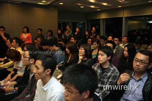 第一次香港辦 PP,已吸引了逾百位本地 blogger 蒞臨,認真成功!