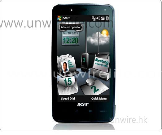 F900 可說是 M900 的入門版,抽走了鍵盤及指紋辨識功能,但售價應更實惠。