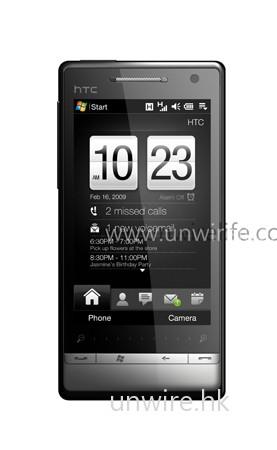 Diamond2 採用了 3.2 吋大屏,瀏覽更舒適。