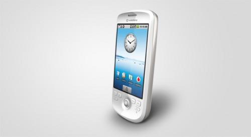 HTC Magic 的外表,便像抽走了鍵盤,並換上珍珠白色外殼的 Dream,因機面設計幾近相同。