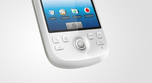 上代已出現的滾輪操控,在今代仍然保留,相信這已成為 HTC 所推出的 Android 手機的一大特色。