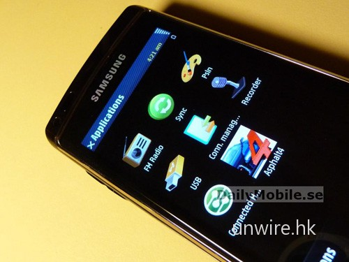 手機內已有不少實用程式,包括:FM 收音機、錄音機、小畫家等。