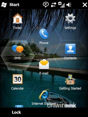 wm65-start-menu-screen