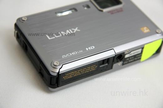 加入支援 AVCHD Lite 高清影片格式,是首部三防相機可拍攝高清影片。