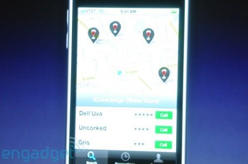 更多透過 GPS、HSDPA 及 Google Map 作互動功能,例如善用 Google Map 早前推出的 Latitude 功能,找出所在附近有什麼朋友,然後可即時透過下方列表致電給對方,十分「一站式」服務。