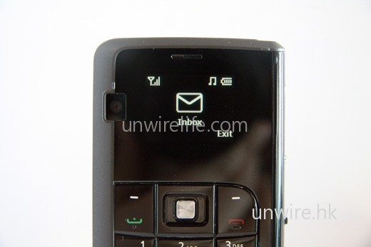 第二項功能:短訊。