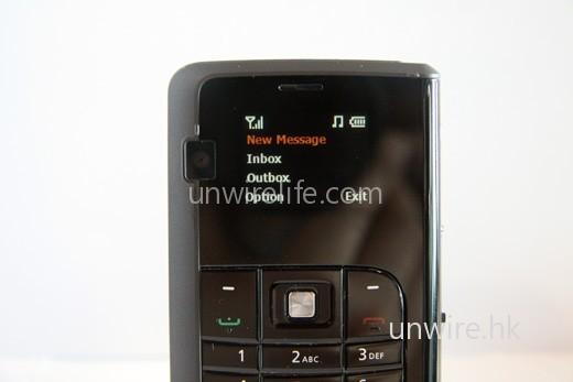用家可新增短訊、瀏覽短訊信箱及已送出短訊備份信箱。