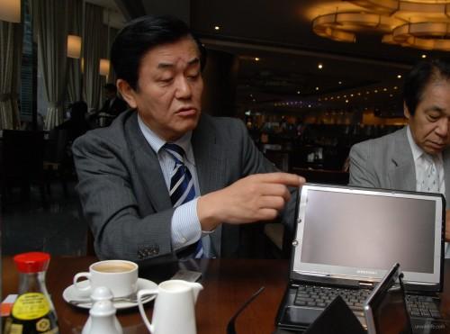 新屋紀昭表示,未來 Kohjinsha 仍會有採用 AMD 平台的機款推出。