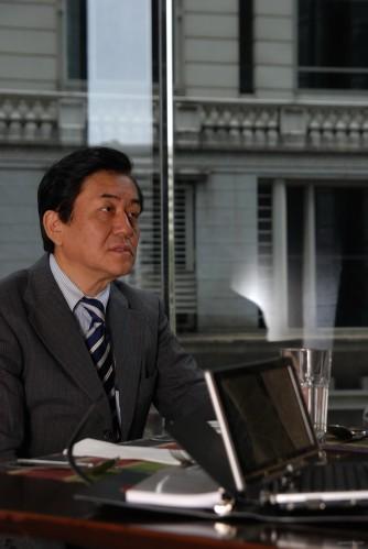 Kohjinsha 業務部部長新屋紀昭