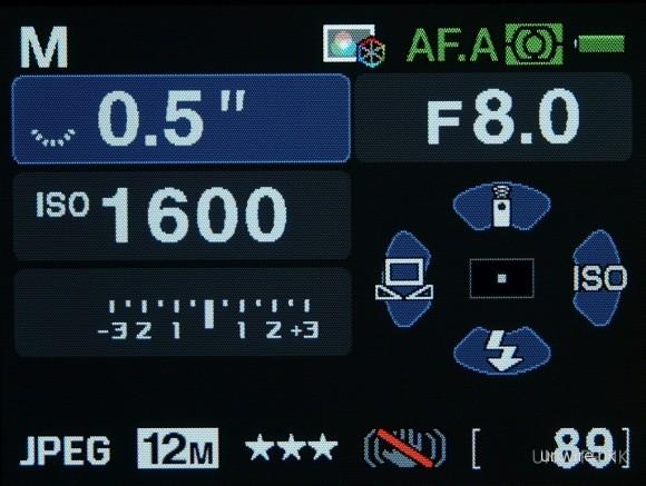 主要的操作介面,相當清晰也有明顯的操作顯示。