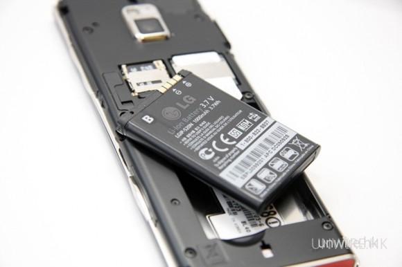 隨機附送電池容量為 1,000mAh,用上一、兩天應也不是問題。
