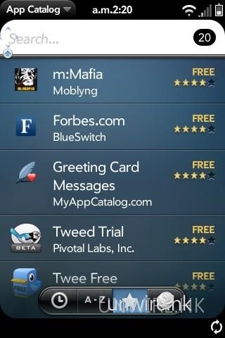 暫時 App Catalog 中大部分也是免費軟件,可能與它仍是 beta 中有關吧。