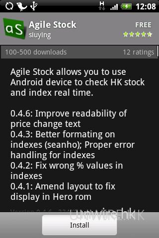 Agile Stock Market