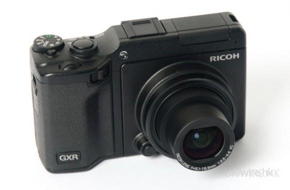GXR連Ricoh Lens S10 24-72mm F2.5-4.4 VC。