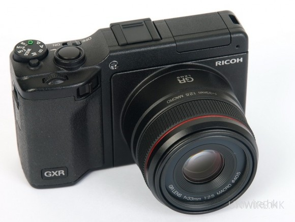 GXR連GR Lens A12 50mm F2.5 Macro