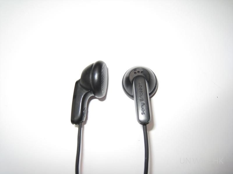 Vivaz Pro 原裝免提耳機特寫