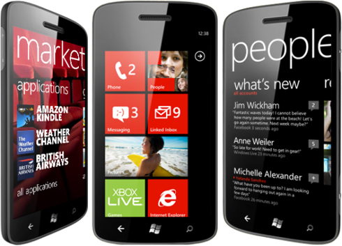windows phone 7 update 7.5 download
