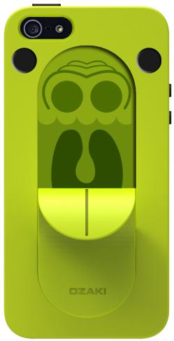 吐出來的舌頭可用作 iPhone 支架,睇片和超方便呢!