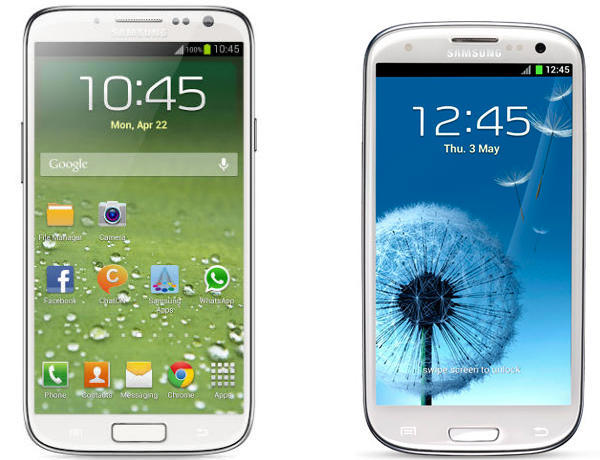 samsung-GT-I9500-galaxy-s4-alleged-leaked-vs-galaxy-s3