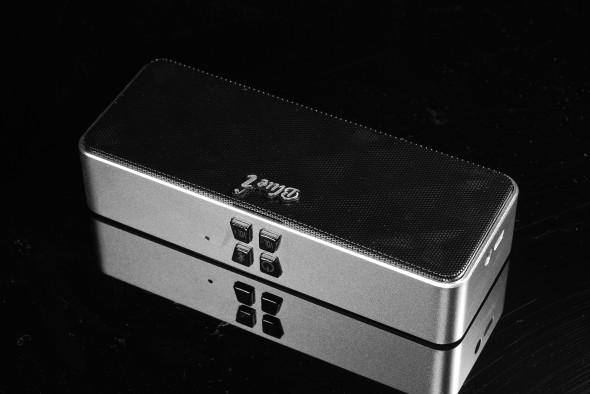 Blue-i MiniBox Bluetooth Speaker Top