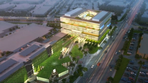 xl_Samsung San Jose HQ