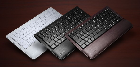 BLUEi Bluetooth Leather Keyboard Group