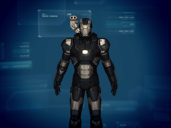 War Machine MArk II