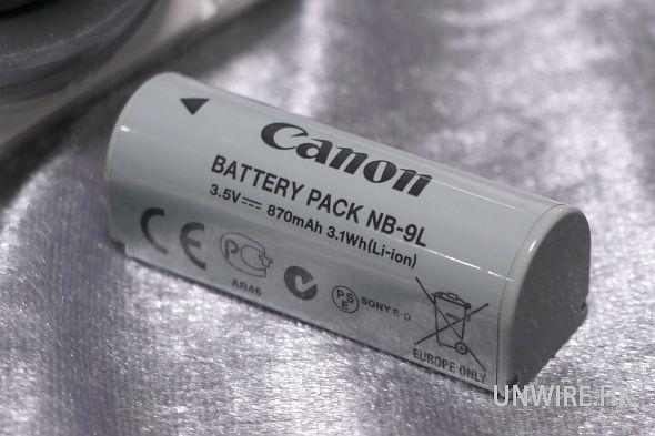 電池也細小,因為續航力一般