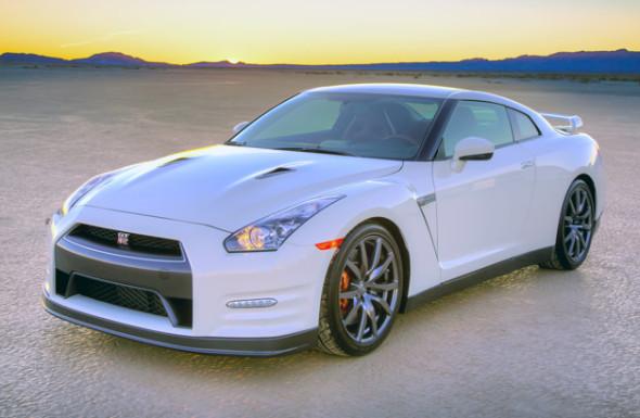 日產自我修復車身漆料.將應用到新 GT-R