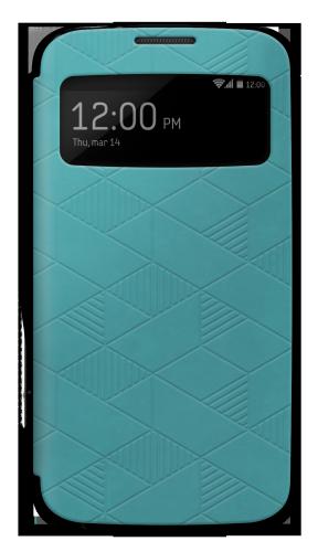 Galaxy S4_pattern_flipcase_front_BL