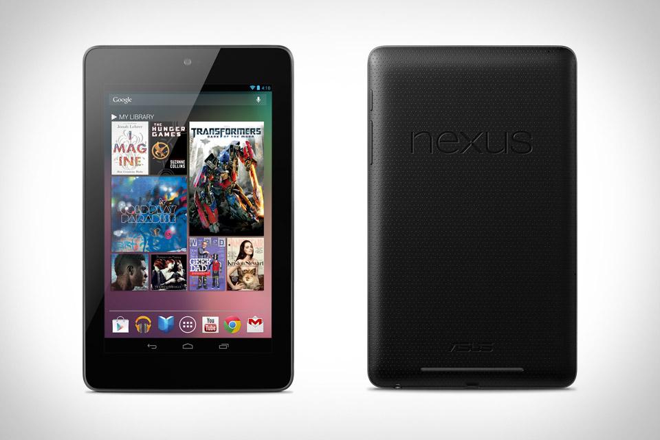 Full HD屏幕 + Android 4.3‧第二代 Nexus 7 規格揭曉