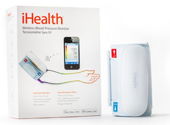 iHealth Wireless Blood Pressure Monitor_3