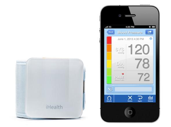iHealth Wireless Blood Pressure Wrist Monitor_4