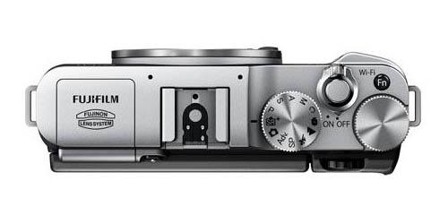 Fujifilm-X-M1-camera-top