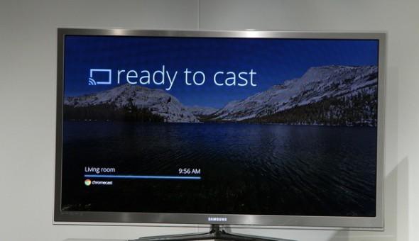 US$35 買 Google 電視棒.Chromecast 登場