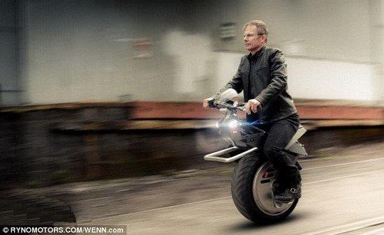 平衝無難度!美國 8 月賣新款單輪電單車