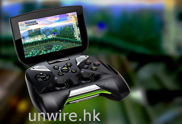 Nvidia Shield bg