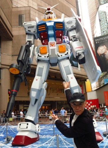 TS_Mr Tomino and RX78