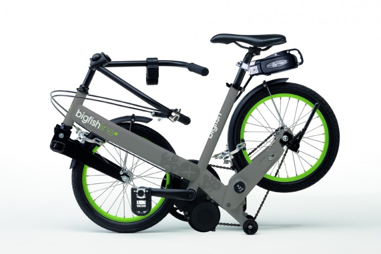 10 秒摺合.鬼鼠電動單車
