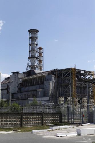 第四號反應堆。