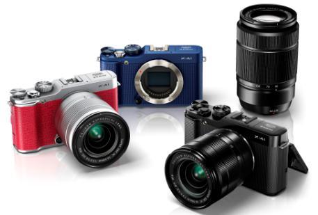Fuji-X-A1-camera