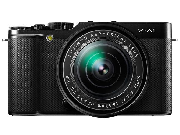 X-A1_Black_Front_16-50mm