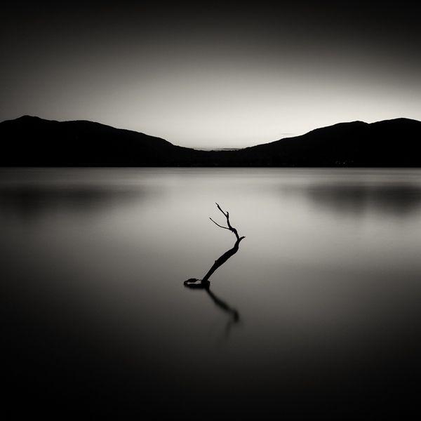 攝影師展示看得出的寂靜......