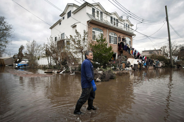 One Year After Hurricane Sandy