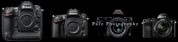 Nikon-D4-vs-D610-vs-Df-vs-Sony-a7-size-comparison