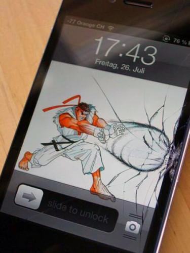 ryu-iphone-screen